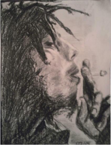 Bob Marley por Clara91
